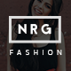 NRG Fashion - Model Agency One Page Beauty Theme
