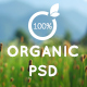 Oladice - Organic Farm PSD Template - ThemeForest Item for Sale
