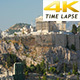 Travel View of Acropolis in Athens, Greece - VideoHive Item for Sale