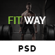 FITWAY - Gym & Fitness - ThemeForest Item for Sale