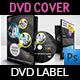 Corporate DVD Cover and Label Template Vol.2