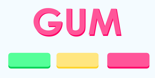 GUM - Html5 Mobile Game - android & ios - CodeCanyon Item for Sale