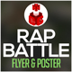 Rap Battle Flyer and Poster Template - GraphicRiver Item for Sale