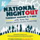 National Night Out Flyer Templates - GraphicRiver Item for Sale