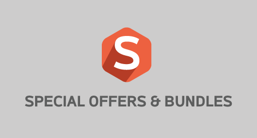 Special Offers & Bundles 2018