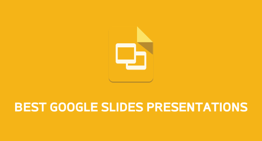 Amazing Business Google Slides Presentation Templates 2016