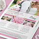 Wedding Planner Flyer-Graphicriver中文最全的素材分享平台