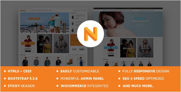 Nexon – Multipurpose WooCommerce Theme