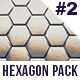 Hexagons Rotations Pack #2 - VideoHive Item for Sale