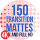 150 Transition Mattes - VideoHive Item for Sale