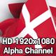 Flag Transition - Denmark - VideoHive Item for Sale