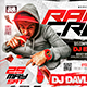 Rap Crew Flyer Template - GraphicRiver Item for Sale