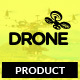 Drone : Single Product PSD Template - ThemeForest Item for Sale