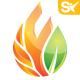 Eco Flame Logo