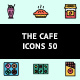 The Cafe Icons 50