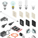 Electrical Isometric Pack - GraphicRiver Item for Sale