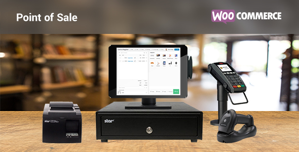 WooCommerce Point of Sale (POS) - CodeCanyon Item for Sale