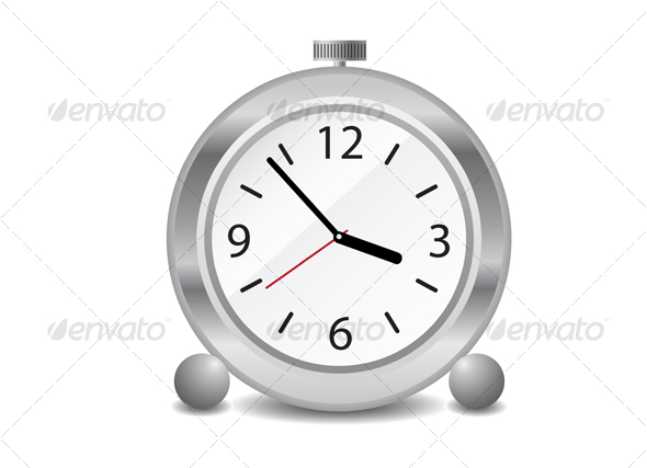 Clock icon - Objects Vectors
