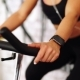 Smart Watch Showing a Heart Rate Of Exercising Woman In Gym - VideoHive Item for Sale