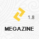 Megazine - Multi Blog WordPress Responsive Theme