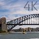 Sydney Harbour Bridge Traffic 4 - VideoHive Item for Sale