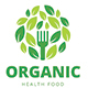 Organic Healthy Food Logo - GraphicRiver Item for Sale