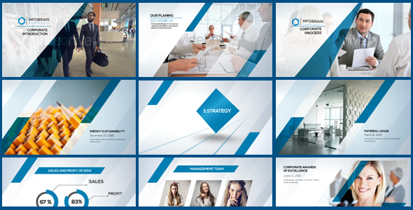 Corporate pack by compdesigns videohive play preview video flashek Image collections