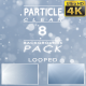 Particles Clean Backgrounds Pack - VideoHive Item for Sale