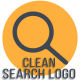 Clean Search Logo - VideoHive Item for Sale