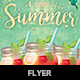 A Taste of Summer Flyer Template - GraphicRiver Item for Sale