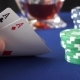 Stack Of Chips And Four Aces - VideoHive Item for Sale