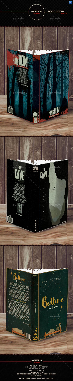 Book Cover Graphicriver : Book cover bundle v by imperius graphicriver