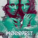 Moodfest Party DJ Flyer - GraphicRiver Item for Sale