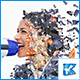 Crystal Dispersion PS Action - GraphicRiver Item for Sale