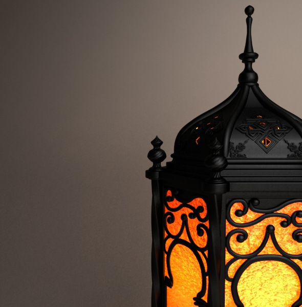 Sky Lanterns For Sale >> ramadan Lantern 3 by sloma3d | 3DOcean