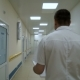 Doctor Walks Along The Corridor Of The Hospital - VideoHive Item for Sale