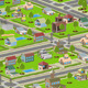 City icon - GraphicRiver Item for Sale