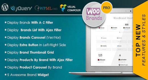 WooCommerce Brand