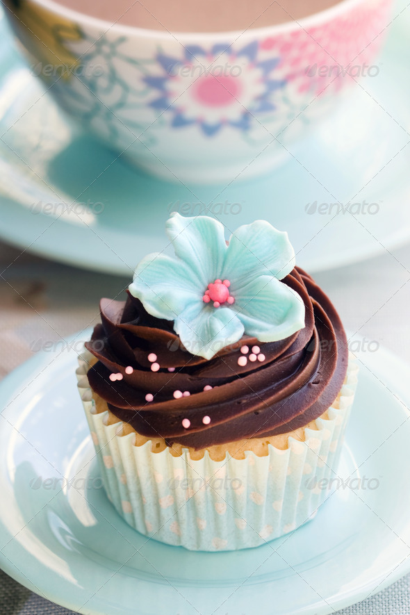 Cupcake - Stock Photo - Images