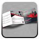 Square Tri-Fold - GraphicRiver Item for Sale