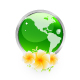 Green planet - GraphicRiver Item for Sale