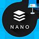 NANO - Keynote Business Presentation - GraphicRiver Item for Sale