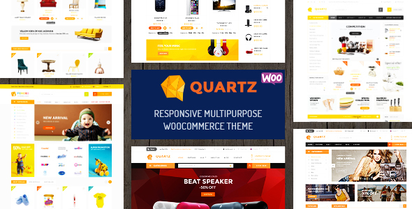 Ri Quartz – Responsive Multipurpose WooCommerce Theme
