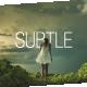 Subtle Slideshow - VideoHive Item for Sale