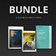 A4 Corporate Business Brochure Bundle 2 - GraphicRiver Item for Sale
