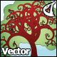 Trees-Loops-01 - GraphicRiver Item for Sale