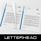 Corporate Letterhead Vol.2 with MS Word Doc - GraphicRiver Item for Sale