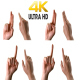 Clicks Touchscreen Finger Gestures - VideoHive Item for Sale