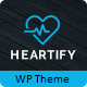 Heartify - Medical Health & Clinic WordPress Theme - ThemeForest Item for Sale