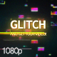 Colorful Glitch Reveal HD - VideoHive Item for Sale